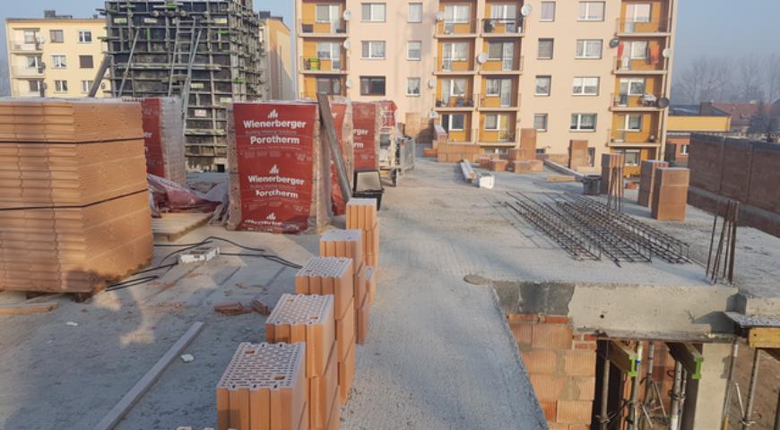 Postępy w budowie
