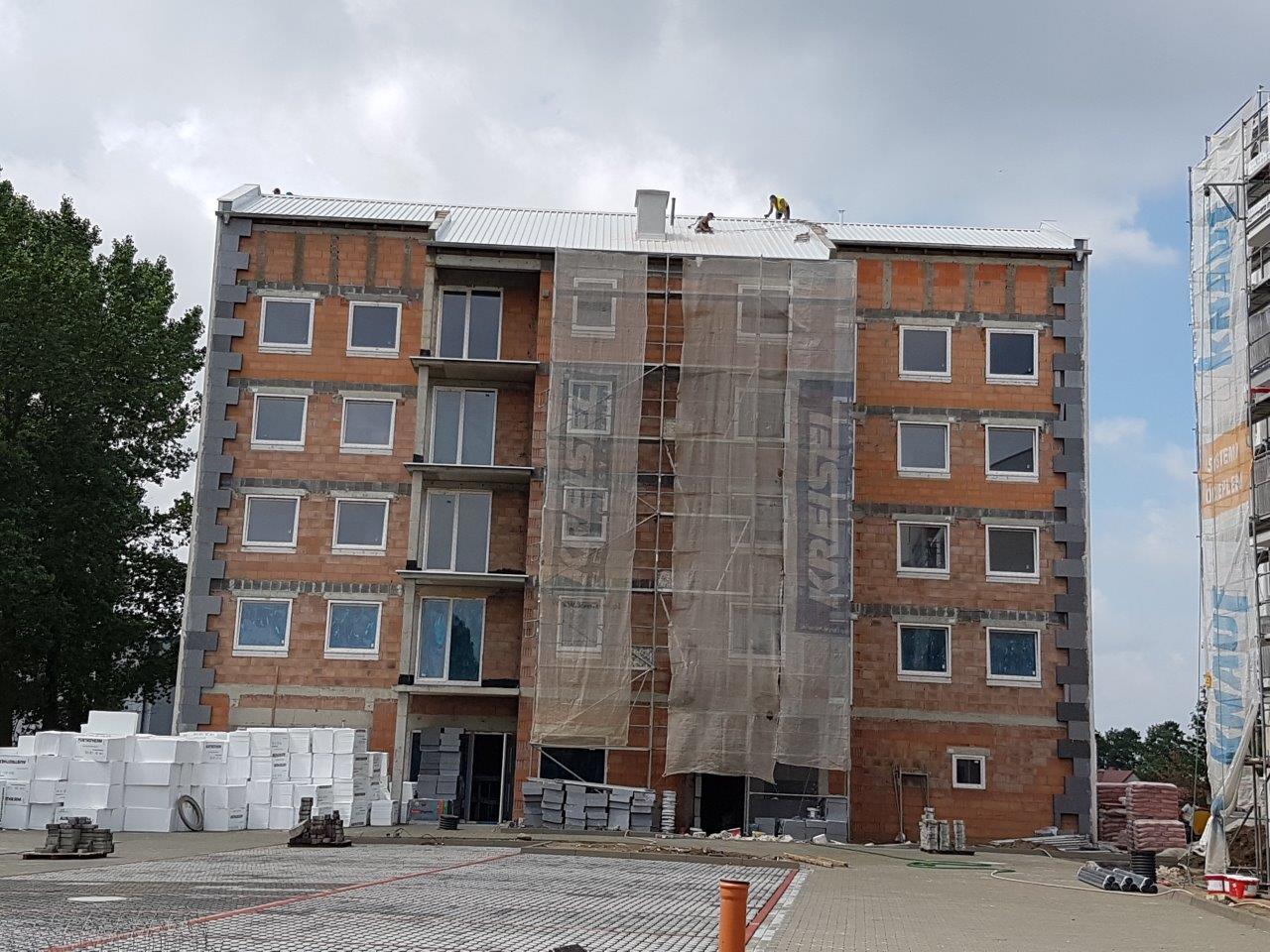 Lista przyznanych mieszkań na ulicy Przemysłowej